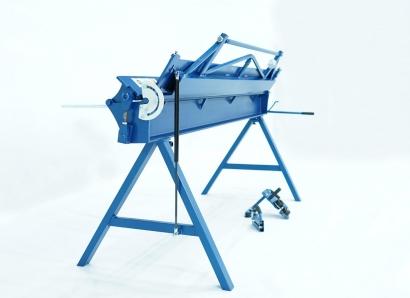 Zaginarka do blachy, krawędziarka, kantownica 2140/1,2mm