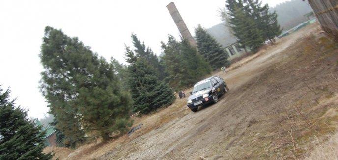Artykuł: Załoga Giedrojć Rally Team po pierwszym w tym roku starcie