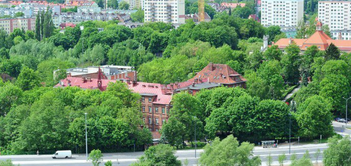 Artykuł: Rozbudują Szpital Miejski