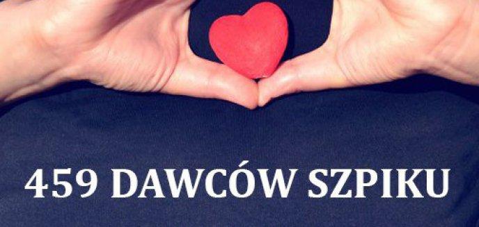 Artykuł: Dzień Dawcy Szpiku w dniu meczu Indykpol AZS Olsztyn - Transfer Bydgoszcz