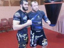 Mamed Khalidov nie traci czasu. Trenował z mistrzem Bellator MMA!