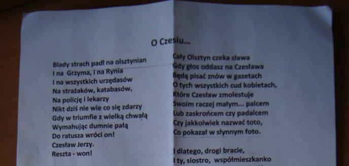 Artykuł: Kto odpowiada za czarny PR Małkowskiego?