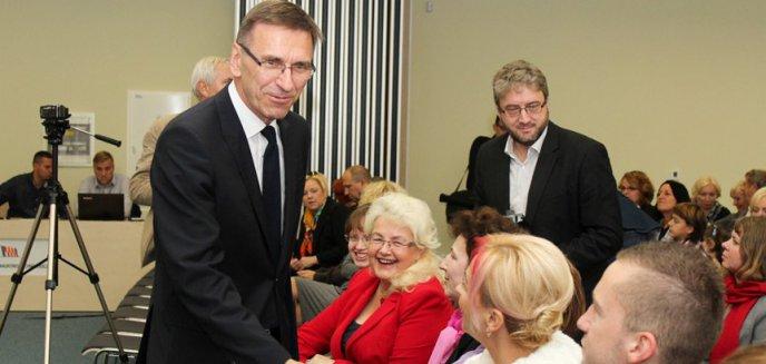 Artykuł: Podrobiła podpisy na listach poparcia Grzymowicza. Przyznała się do winy