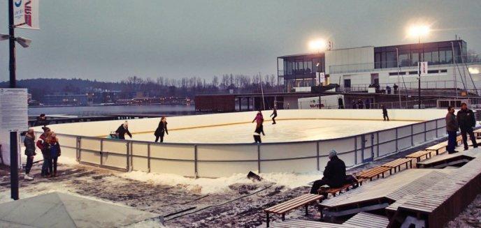 Artykuł: Kolejne lodowisko w Olsztynie już otwarte!