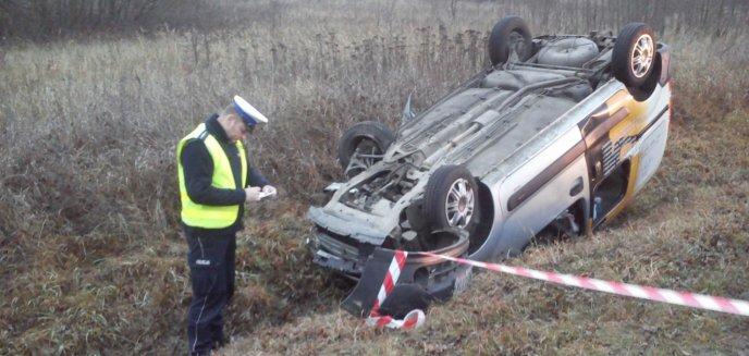 Artykuł: Region: Wypadki, kolizje – sytuacja na drogach regionu