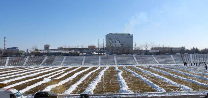 Artykuł: Oświetlą stadion Stomilu