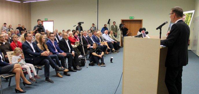 Artykuł: Społecznicy chcą jawności działań prezydenta Olsztyna