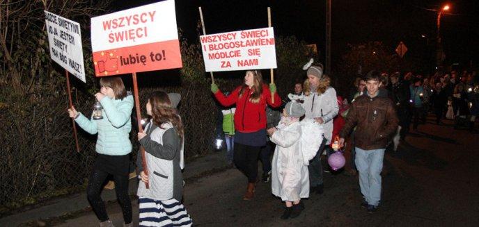 Artykuł: Archidiecezja warmińska: Holy Wins zamiast Halloween [ZDJĘCIA]