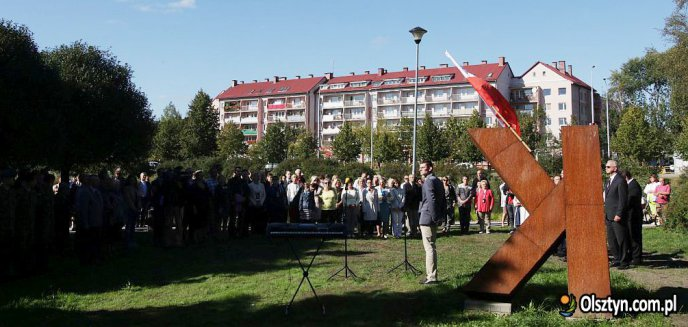 W Olsztynie upamiętniono 77. rocznicę napaści sowieckiej na Polskę [ZDJĘCIA]