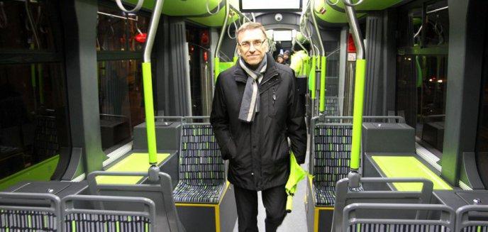 Prezydent komentuje sprawę przetargu na dostawę tramwajów. ''Będziemy szukać''