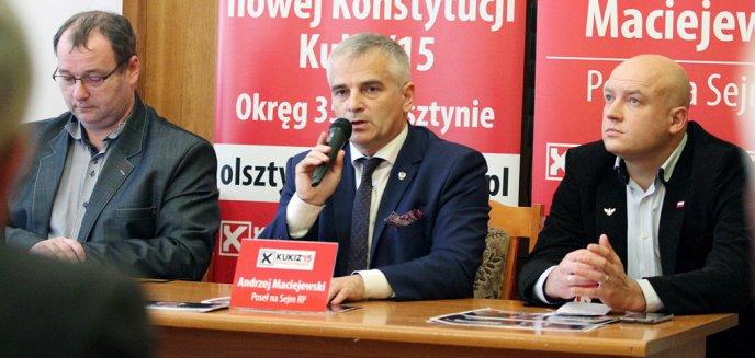 Artykuł: Kukiz'15 o samorządach i zakazie handlu w niedzielę