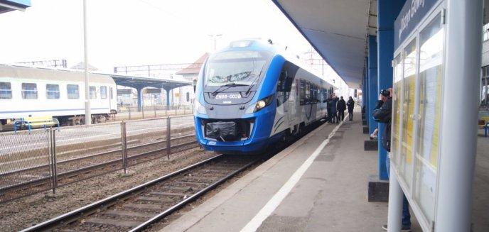 Artykuł: Ruszyła realizacja ważnej inwestycji na kolei. Z Olsztyna komunikacją zastępczą