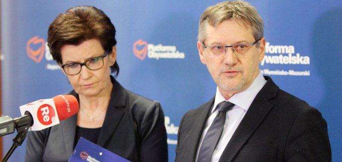 Artykuł: Posłowie PO w Olsztynie o listach wyborczych, prawie przedsiębiorców i incydentach faszystowskich [VIDEO]