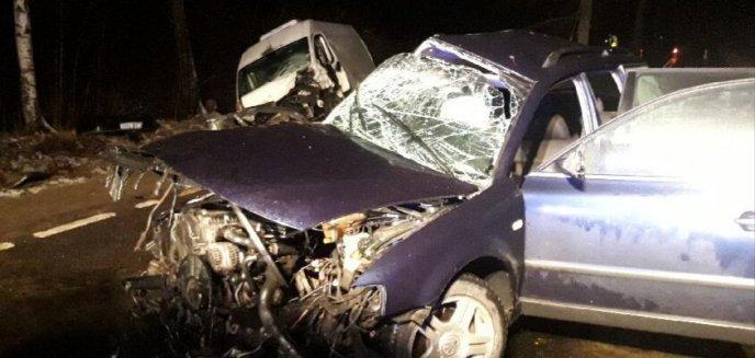 Artykuł: Tragiczny wypadek między Barczewem a Jezioranami