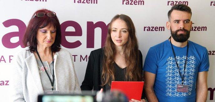 Artykuł: W Olsztynie partia Razem liczy na sukces w wyborach samorządowych