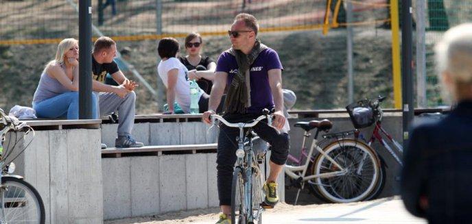 Artykuł: Szaro-limonkowe rowery miejskie jeszcze w lipcu