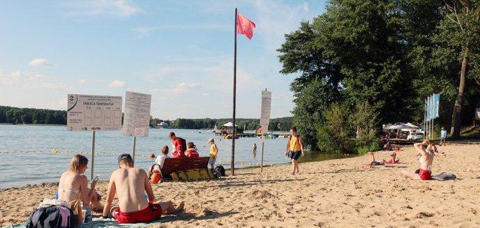 Artykuł: Jedno z najpopularniejszych olsztyńskich kąpielisk zamknięte [ZDJĘCIA]