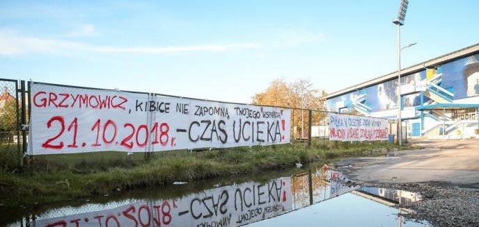 Artykuł: ''Kibica Stomilu można zrobić w balona dwa razy – pierwszy… i ostatni!'' - działacze PiS w sprawie transparentów