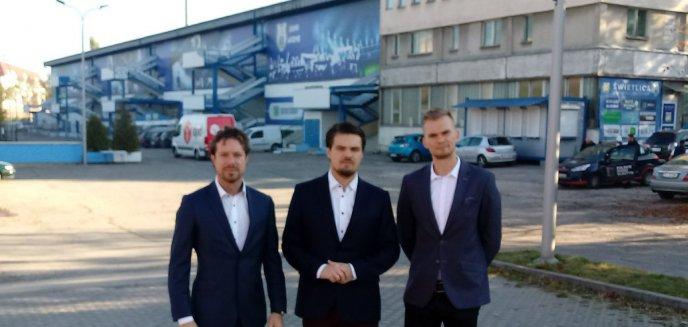 Artykuł: Nowy stadion dla Olsztyna. Jaką lokalizację dla obiektu proponuje kandydat na prezydenta?