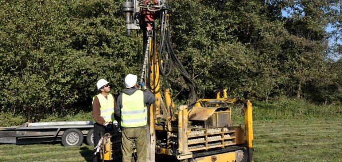 Artykuł: Pierwsze prace przy budowie obwodnicy na trasie z Olsztyna do Torunia