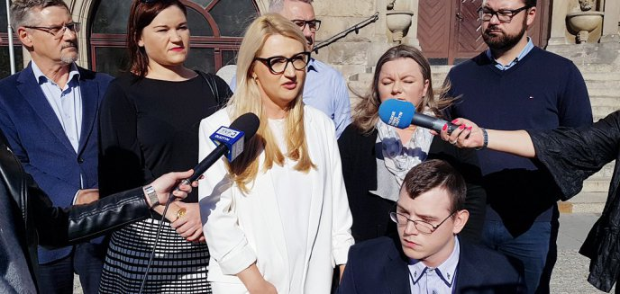 ''Trzeba chronić tych, którzy są najsłabsi''. Beata Bublewicz o pomocy dla osób niepełnosprawnych w Olsztynie
