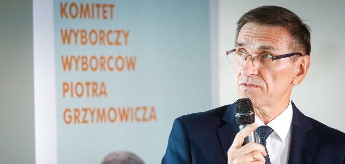 Artykuł: Rosnąca przewaga Grzymowicza. ''O Olsztynie wielka polityka zapomniała, dlatego nie będzie zmian'' [KOMENTARZ CZYTELNIKA]