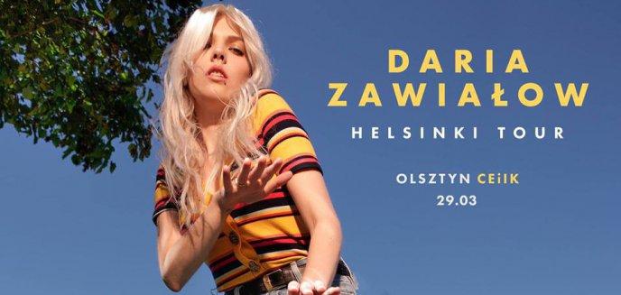 Artykuł: Daria Zawiałow w Olsztynie