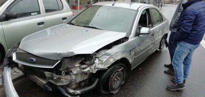 Artykuł: Pijany kierowca szarżował w centrum Olsztyna