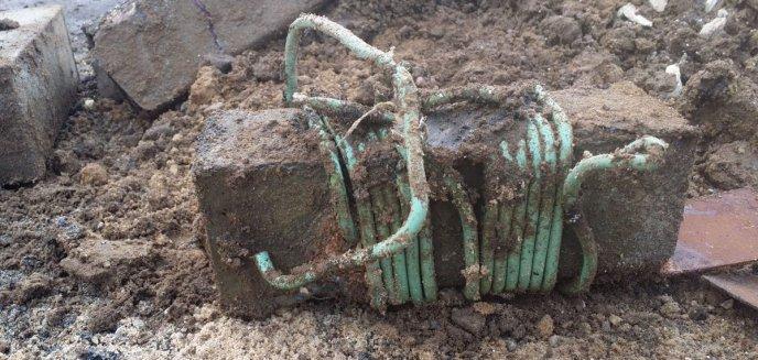 Znaleźli trotyl z czasów II wojny światowej. Ewakuacja mieszkańców i zablokowana DK16 w Mikoszach