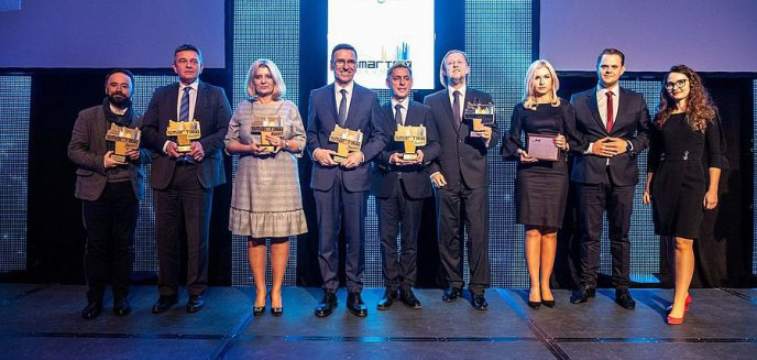 Artykuł: Olsztyn w gronie inteligentnych miast. Prezydent odebrał nagrodę