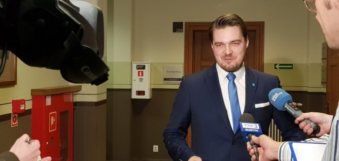 Artykuł: ''MPK było traktowane jak prywatny folwark prezydenta Grzymowicza''. Radny żąda informacji