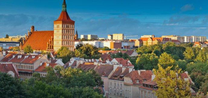 Olsztyński tydzień. Strajki, komunikacja, zabytki…