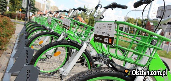 Artykuł: Olsztyński Rower Miejski. Dwa razy więcej rowerów i wirtualne stacje postoju