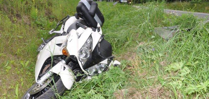 Policjanci przejechali motocyklistę? Znamy wyniki sekcji zwłok 23-latka