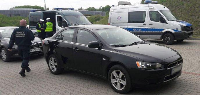 Nalot na Bolta w Olsztynie. Kierowcy grozi kara [FOTO]