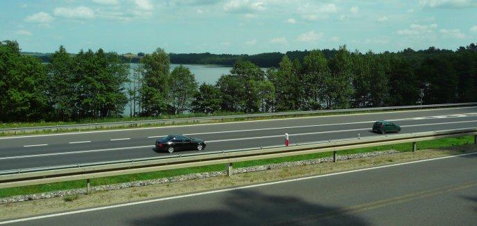 Budowa drogi S16 za droga. GDDKiA unieważnia przetarg