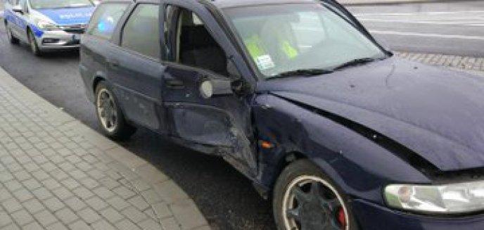 Groźny wypadek pod Olsztynem. 3-letnie dziecko trafiło do szpitala