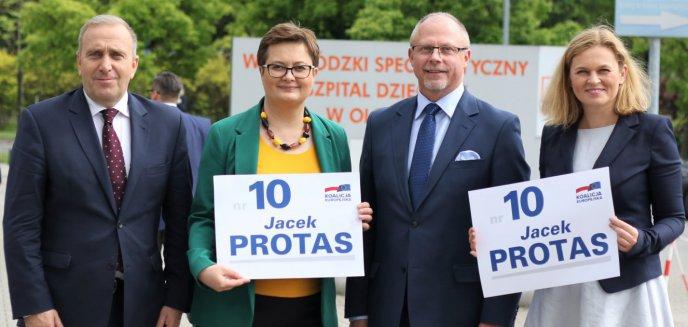 Jacek Protas, siła doświadczenia!