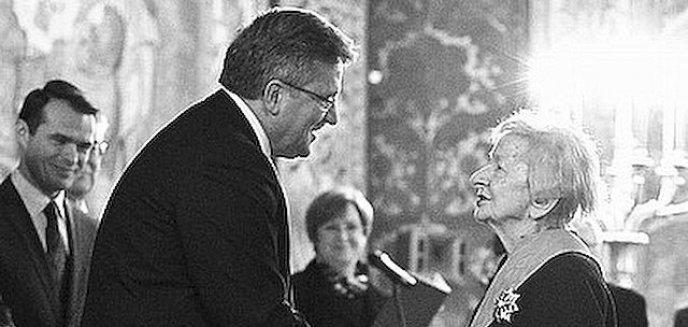 Artykuł: Wisława Szymborska patronką jednej z ulic? Radni osiedlowi mają wątpliwości