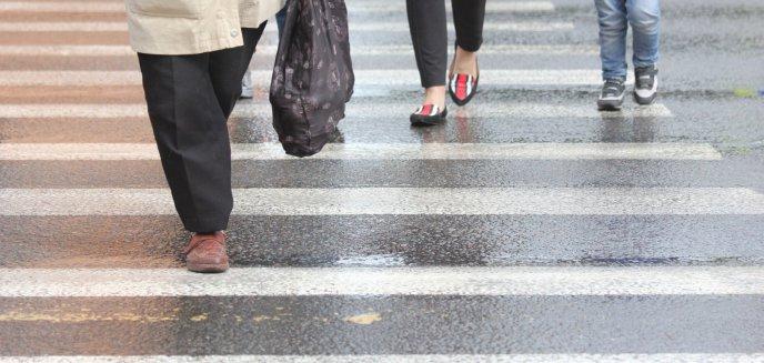 Artykuł: Będzie bezpieczniej na przejściach dla pieszych