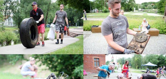Artykuł: Co zalega w Łynie? Czy mieszkańcy Olsztyna mają powody do wstydu? [ZDJĘCIA]