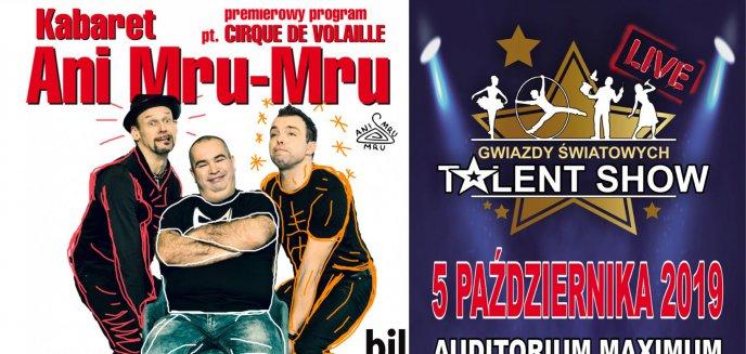 Artykuł: Ani Mru Mru i gwiazdy talent show odwiedzą Olsztyn
