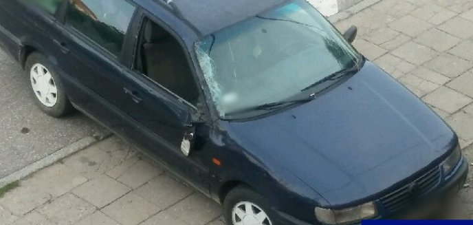 Artykuł: Pijany pojechał na komisariat autem zgłosić, że... szwagier uszkodził mu auto