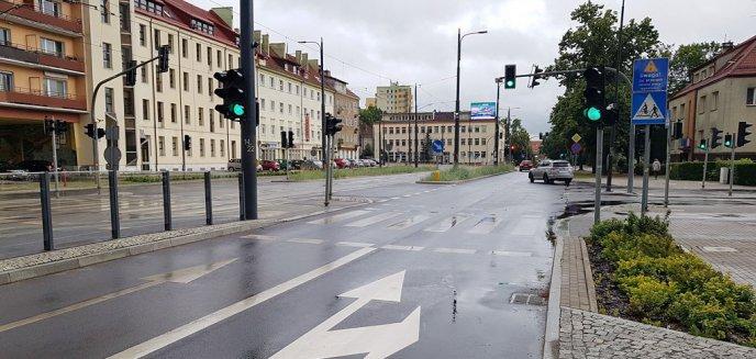 Artykuł: Od poniedziałku będą kolejne skrzyżowania kolizyjne w Olsztynie