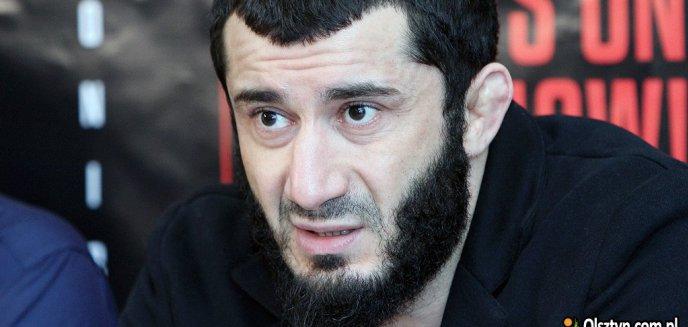 Mamed Chalidow wraca do walk MMA