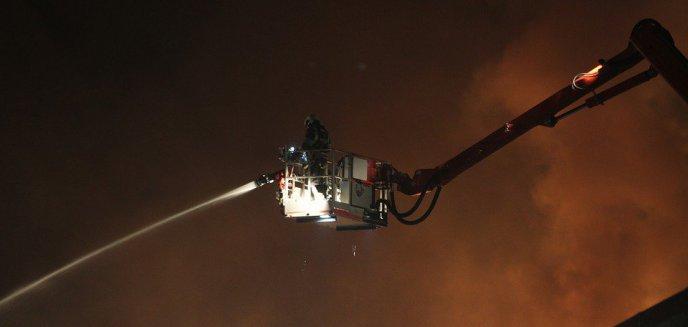 Śmierć strażaka podczas szkolenia. Przed sądem stanie dowódca