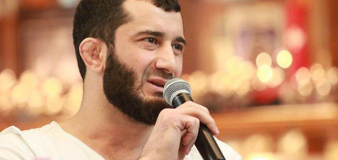 Mamed Khalidov na ulicy Sielskiej w Olsztynie stracił prawo jazdy