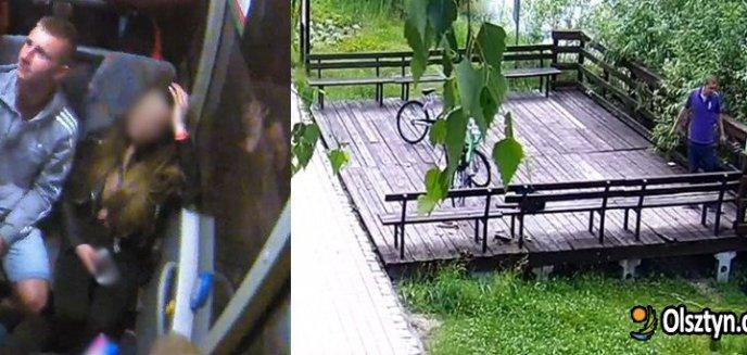 Jeden prawdopodobnie zniszczył biletomaty, drugi rowery. Pomóż policji ustalić ich dane