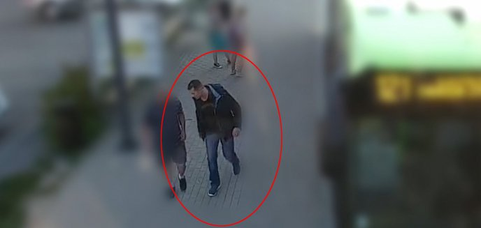Policjanci poszukują sprawcy brutalnego pobicia na Jarotach [VIDEO]