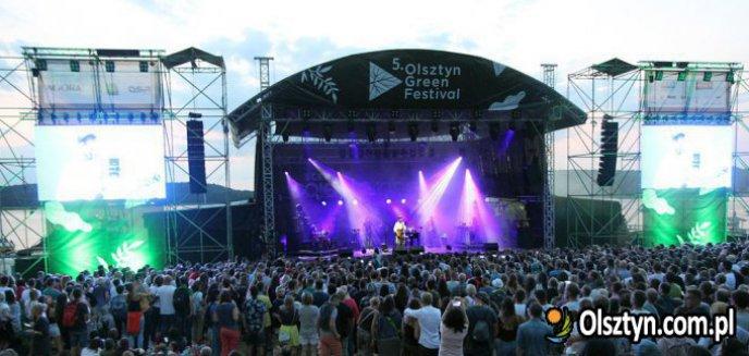 Szczegółowy program Olsztyn Green Festivalu [ROZPISKA GODZINOWA]